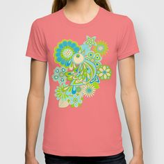 http://society6.com/JuliaGrifoldesigns/Welcome-birds-topink_T-shirt#11=50&4=87
