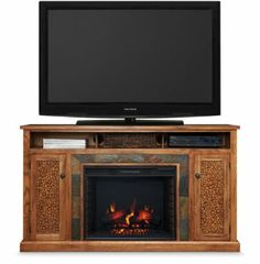 Woodland Fireplace Collection | Fireplaces | Accessories | Art Van Furniture - Michigan's Furniture Leader