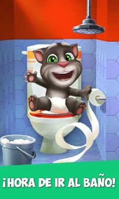 🥇Descargar My Talking Tom APK MOD v5.8.0.544 [Monedas/Entradas - Ilimitadas] - Mundoperfecto.net Tom Games, My Talking Tom, Toms, Android, Virtual Pet, Friends Series, Adventure Games, New Program, Animal Games