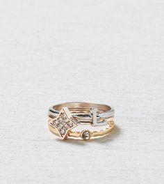 AEO L Initial Ring