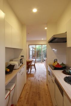 キッチン アフター (から atelier m)