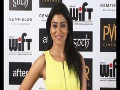 Shriya Saran at launch of National Anthem by WIFT.
