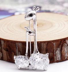 Alpaca and Cria Jewelry Pin - Alpaca Brooch: Alpaca Elegance!