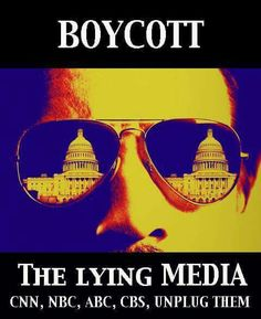 The media is out to destroy all confidence in President Trump! Don't let them succeed! They are full of lfake news and fake polls!! All Americans should drop subscriptions and stop buying from any sponsors Of CNN, MSNBC, etc.
