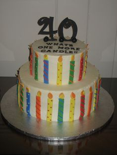 Kevin's 40th Birthday by Sandy's Sweets, via Flickr