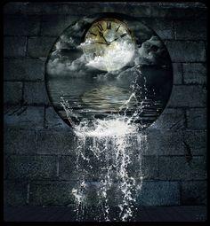 The river of time by prairiekittin