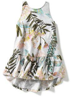 Swing Ruffle-Hem Dress for Baby Product Image