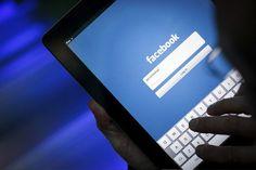 Facebook força alteração da senha a centenas de utilizadores