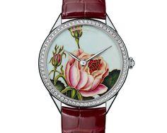 Collection Métiers d'Art Florilège de Vacheron Constantin - Fondation de la Haute Horlogerie