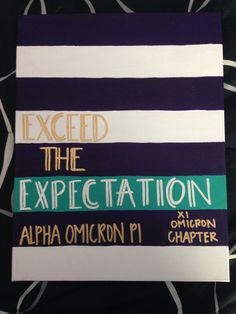 AOII canvas. making this for @StephDavis7 initiation!!