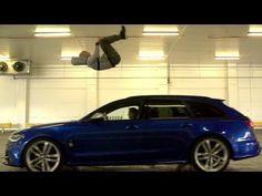 Audi RS 6 Avant : Paint Battle [HD]