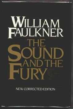 A hang és a téboly- William Faulkner