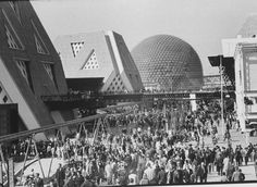 Montreal's Expo 67 opened up a new world Expo 67, Open Up, City Lights, Pavilion, Louvre, Architecture, World, Building, Travel