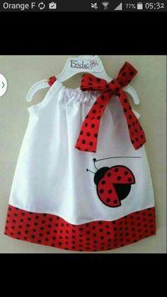 Superbe petite robe... ... Idée de modèle... ... Adorable... ...