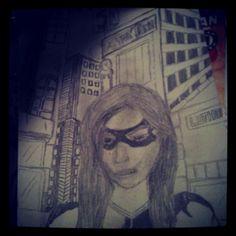 I am a superhero.