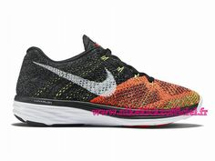the latest 6a3e3 71fa3 Site Nike Flyknit Lunar 3 Chaussures Officiel Nike Pour Homme Noir  698182-007