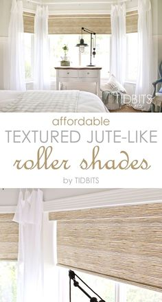 Shades For Windows - CHECK THE PIC for Many Window Treatment Ideas. 33683523 #blinds #bedroomideas