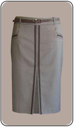 Blouse And Skirt, Skirt Pants, Dress Skirt, Work Skirts, Cute Skirts, Trendy Fashion, Work Fashion, Womens Fashion, Church Outfits