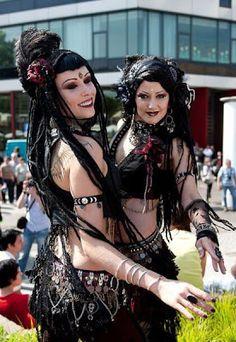 Wave-Gotik-Treffen which is an annual world ...