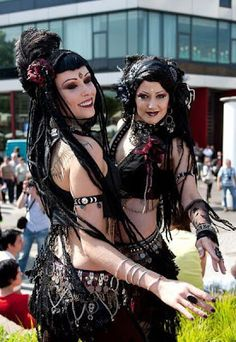 Wave-Gotik-Treffen which is an annual world ...