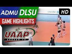 UAAP 78 WV: DLSU vs ADMU Game Highlights - Best sound on Amazon: http://www.amazon.com/dp/B015MQEF2K -  http://gaming.tronnixx.com/uncategorized/uaap-78-wv-dlsu-vs-admu-game-highlights/