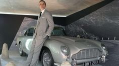 Aston Martin DB5: James Bond Car Appearances, Specs & Gadgets - See THe History of the Iconic James Bond Car