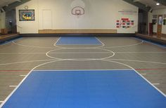 Our Premium Indoor Sports Tiles are the perfect flooring option for any indoor basketball court, volleyball court, and much more. New York Basketball, Basketball Game Tickets, Jazz Basketball, Indoor Basketball Court, Basketball Scoreboard, Basketball Rules, Basketball Floor, Best Basketball Shoes, Playground Flooring