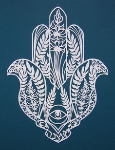 one of my favorite hamsa designs from over the years <3