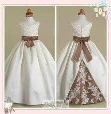 Image result for vestidos de gala para niña