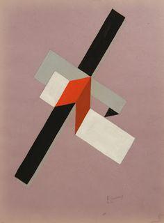 el Lissitzky - Google Search