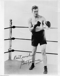 "James Joseph ""Gene"" Tunney (May 25, 1897 – November 7, 1978) was the world heavyweight boxing champion from 1926-1928 who defeated Jack Dempsey twice, first in 1926 and then in 1927. Tunney's successful title defense against Dempsey is one of the most famous bouts in boxing history and is known as The Long Count Fight. Tunney retired as an undefeated heavyweight after his victory over Tom Heeney in 1928."