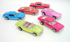 Vintage Hot Wheels from the 60's and 70's