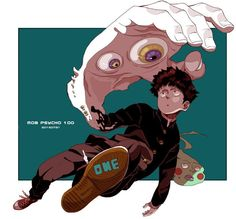 is this like a Parasyte crossover or...?