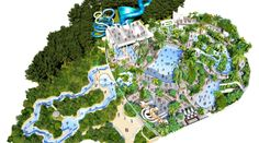 Pool Map | Woburn Forest | Center Parcs