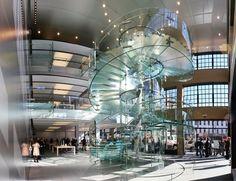escalera de vidrio steve jobs - Buscar con Google