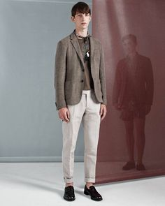 Z Zegna Spring-Summer 2017 Collection