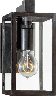 Circa Lighting - FRESNO FRAMED SHORT SCONCE