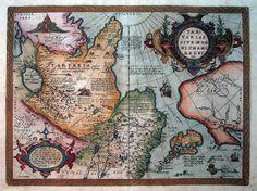 **FREE ViNTaGE DiGiTaL STaMPS**: Free Vintage Printable - Old Map