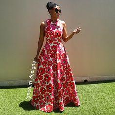 Beautiful Maxi Dresses @nedim_ designs
