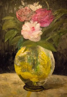 Manet's Flowers