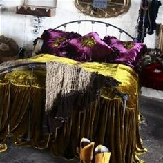 Bohemian Gypsy Bedding - Bing images