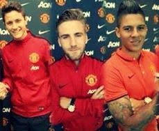 Shaw, Herrera, Rafael and Rojo given green light to face QPR  http://www.lifeismufc.in/2014/09/shaw-herrera-rafael-and-rojo-given.html