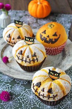 「ハロウィンかぼちゃチーズあんパン」ぱお | お菓子・パンのレシピや作り方【corecle*コレクル】