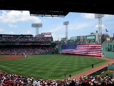 Fenway Park - best things to do in Boston, USA