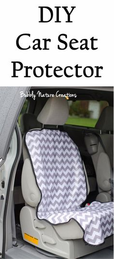 DIY Sewing Gift Ideas for Adults and Kids, Teens, Women, Men and Baby - DIY Car Seat Protector - Cute and Easy DIY Sewing Projects Make Awesome Presents for Mom, Dad, Husband, Boyfriend, Children http://diyjoy.com/diy-sewing-gift-ideas