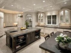 1000 images about my dream home on pinterest million for Million dollar kitchen designs