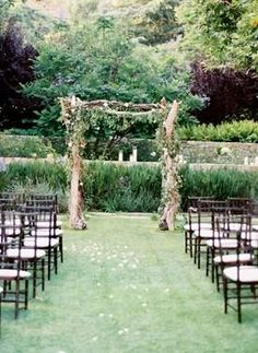 image of Rustic Wedding Decor