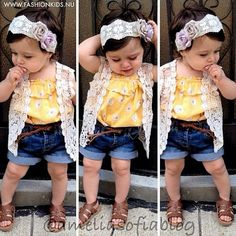 Image result for cute fashionable baby clothes