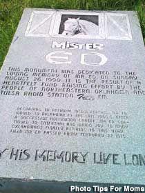 Mr. Ed Grave