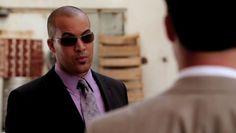 "Burn Notice 5x02 ""Bloodlines"" - Jesse Porter (Coby Bell)"